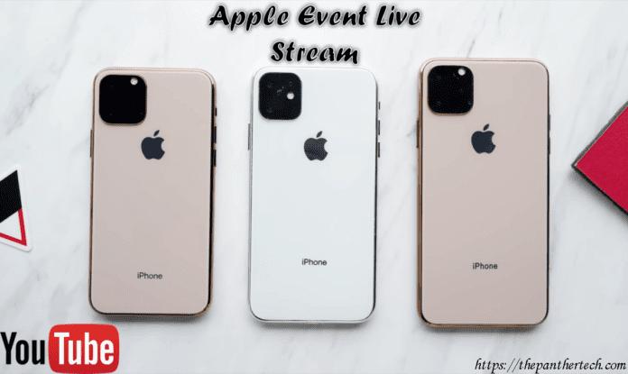 iPhone 11 Live stream