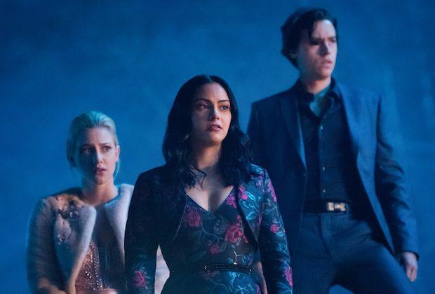 Riverdale season 3 finale.